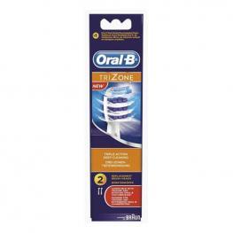 Cabezal de Recambio Trizone Oral-B (2 Uds)