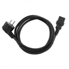 Cable de Alimentación Gembird Pc-186-Vde (1,8 M) Negro