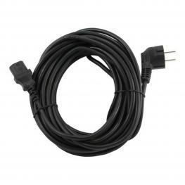 Cable de Alimentación Gembird Pc-186-Vde Negro