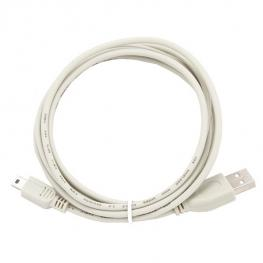 Cable Usb 2.0 A A Mini Usb B Gembird Cc-Usb2-Am5P-6 (1,8 M) Blanco