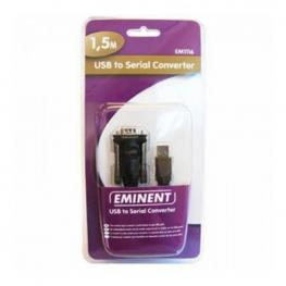Cable Usb A Puerto Serie Ewent Ew1116