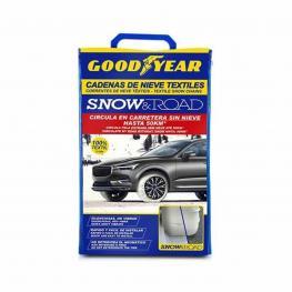 Cadenas de Nieve de Coche Goodyear Snow & Road (L)