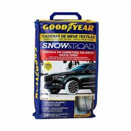 Cadenas de Nieve de Coche Goodyear Snow & Road (Xl)