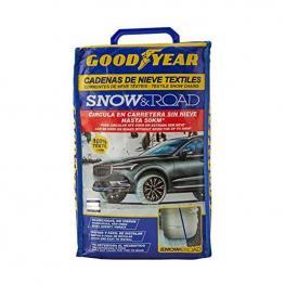 Cadenas de Nieve de Coche Goodyear Snow & Road (Xxl)