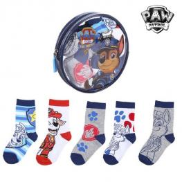 Calcetines The Paw Patrol (5 Pares) Multicolor