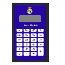 Calculadora Real Madrid C.F. Azul Blanco