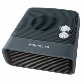 Calefactor Portátil Rowenta Silence Comfort 2400W Negro