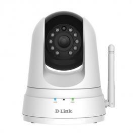 Cámara Ip D-Link Dcs-5000L Wifi Blanco