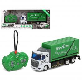 Camión de Basura Radio Control Sanitation 112085