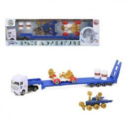 Camión Portavehículos Space Adventure 113068