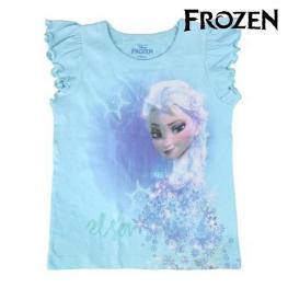 Camiseta de Manga Corta Infantil Frozen 72617