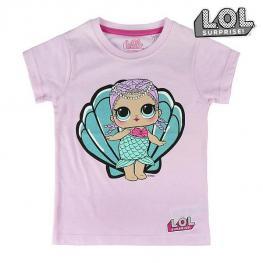 Camiseta de Manga Corta Infantil Lol Surprise! 74094