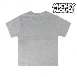 Camiseta de Manga Corta Infantil Madrid Mickey Mouse 73489
