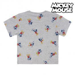 Camiseta de Manga Corta Infantil Mickey Mouse 73722