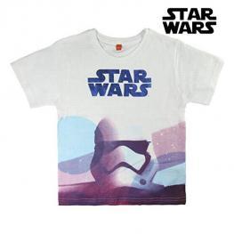 Camiseta de Manga Corta Infantil Star Wars 72634