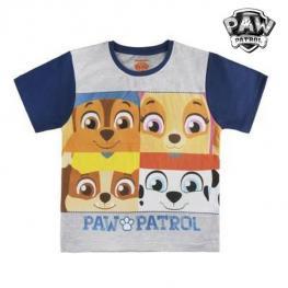 Camiseta de Manga Corta Infantil The Paw Patrol 72606