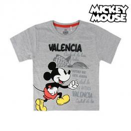 Camiseta de Manga Corta Infantil Valencia Mickey Mouse 73489