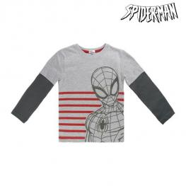 Camiseta de Manga Larga Niño Spiderman 72991