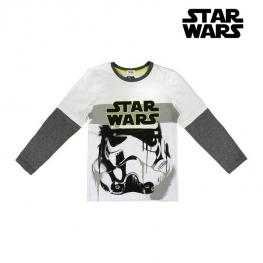 Camiseta de Manga Larga Niño Star Wars 73094