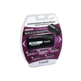 Cargador Para Portátil Tooq Tqlc-90Bs02M 90W 12 Conectores Negro