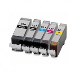 Cartucho de Tinta Compatible Inkoem Cli521
