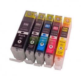 Cartucho de Tinta Compatible Inkoem Cli551Xl