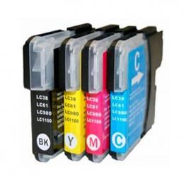 Cartucho de Tinta Compatible Inkoem Lc980 Xl