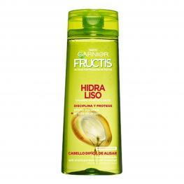 Champú Alisador Fructis Hidra Liso 72H Garnier (360 Ml)
