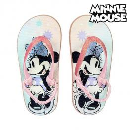 Chanclas Para Niños Minnie Mouse 74325 Rosa