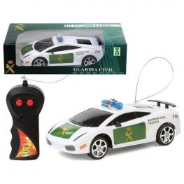 Coche Radio Control Guardia Civil 118504