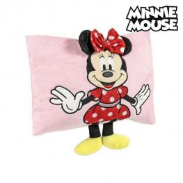 Cojín 3D Minnie Mouse 74484 Rosa