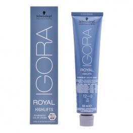 Coloración En Crema Igora Royal Schwarzkopf (60 Ml)