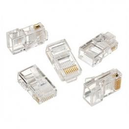 Conector Rj45 Categoría 5 Utp Gembird Lc-8P8C-001