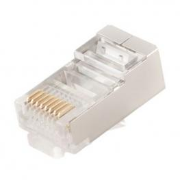 Conector Rj45 Categoría 6 Ftp Gembird Plug5Sp