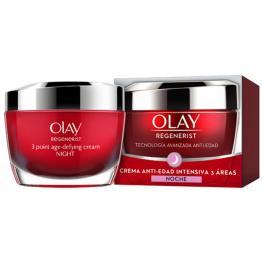 Crema Antiarrugas de Noche Regenerist Olay (50 Ml)