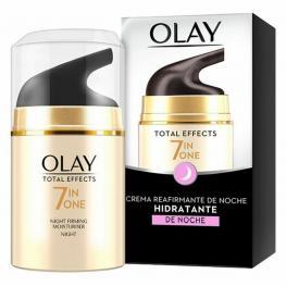 Crema Antiarrugas de Noche Total Effects Olay (50 Ml)