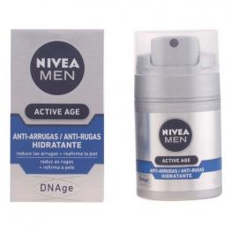 Crema Antiarrugas Men Active Age Nivea