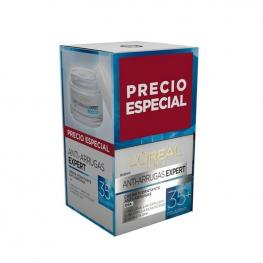 Crema Antiedad Expert Colageno +35 L'Oreal Make Up (2 Pcs)