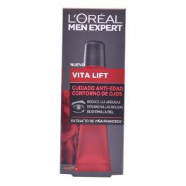Crema Antiedad Para el Contorno de Ojos Men Expert L'Oreal Make Up (15 Ml)