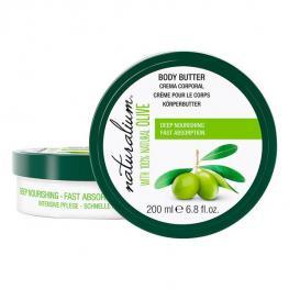 Crema Corporal Olive Naturalium (200 Ml)