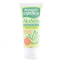 Crema de Manos Aloe Vera Instituto Español (75 Ml)