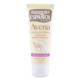 Crema de Manos Avena Instituto Español (75 Ml)