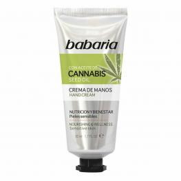 Crema de Manos Babaria (50 Ml)