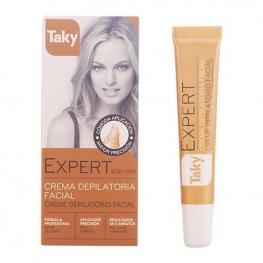 Crema Depilatoria Facial Expert Oro Taky (20 Ml)