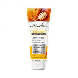 Crema Exfoliante Manuka Honey Naturalium (175 Ml)