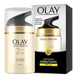 Crema Hidratante Antiedad Total Effects 7 In One Olay (50 Ml)