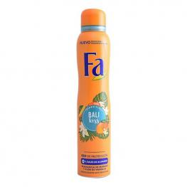 Desodorante En Spray Bali Kiss Fa (200 Ml)