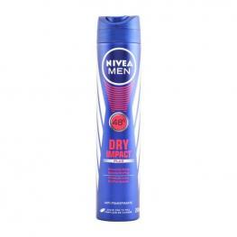 Desodorante En Spray Men Dry Impacto Nivea