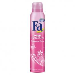 Desodorante En Spray Pink Passion Fa (200 Ml)
