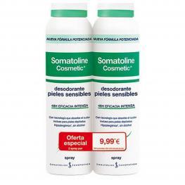 Desodorante En Spray Somatoline (2 Pcs)